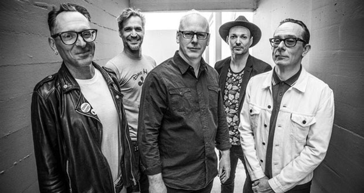 """Listen to Bad Religion's Latest Single, """"The Profane Rights of Man"""""""