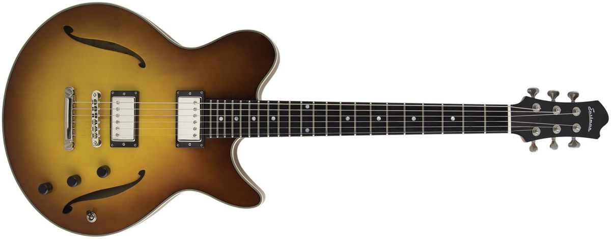Destroyer of Import Semi-Hollowbody Stereotypes?