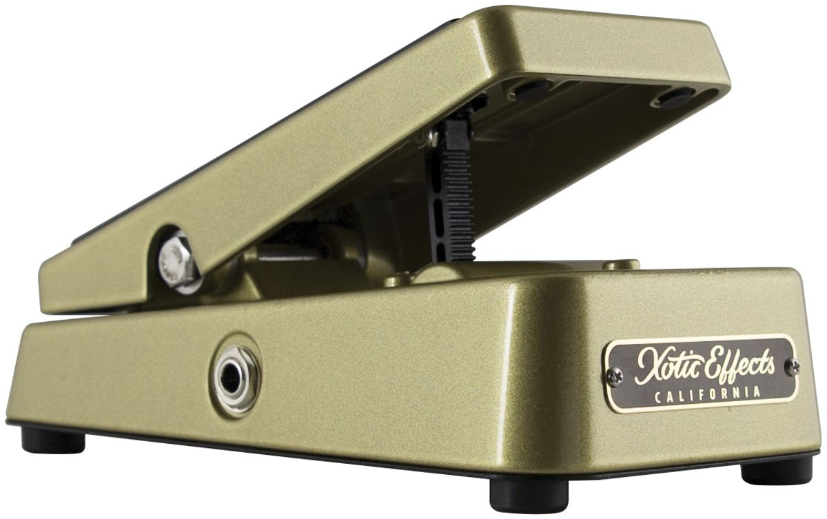 Is a Nice Volume Pedal Worth $140?