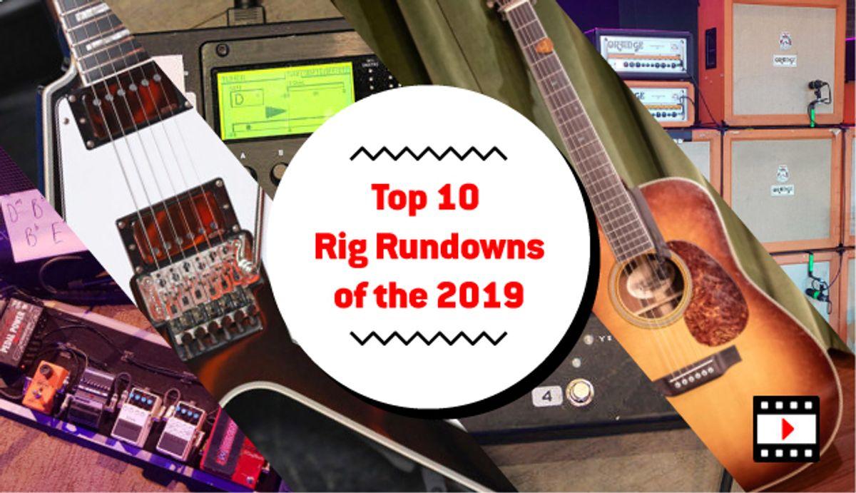 Top 10 Rig Rundowns of 2019