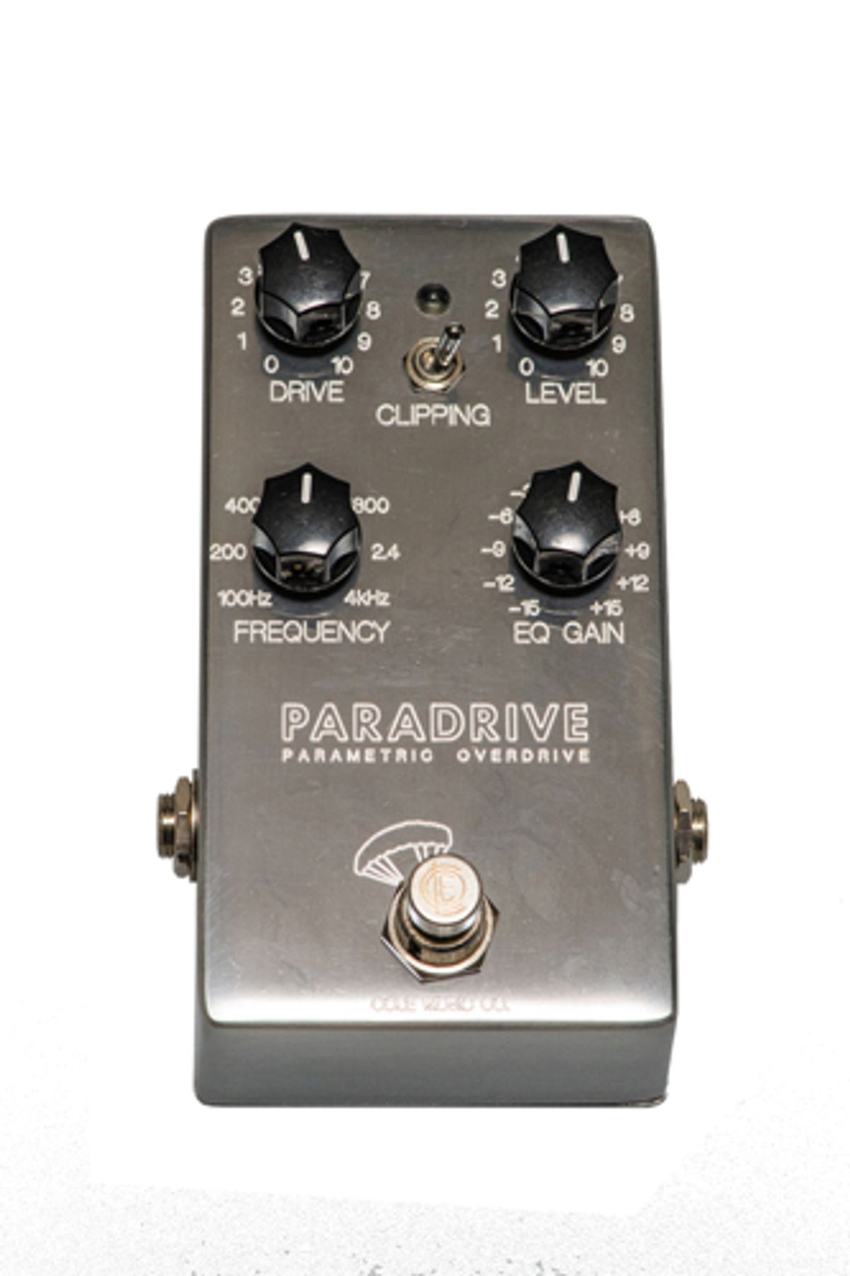 Cole Music Releases the Paradrive Parametric Overdrive