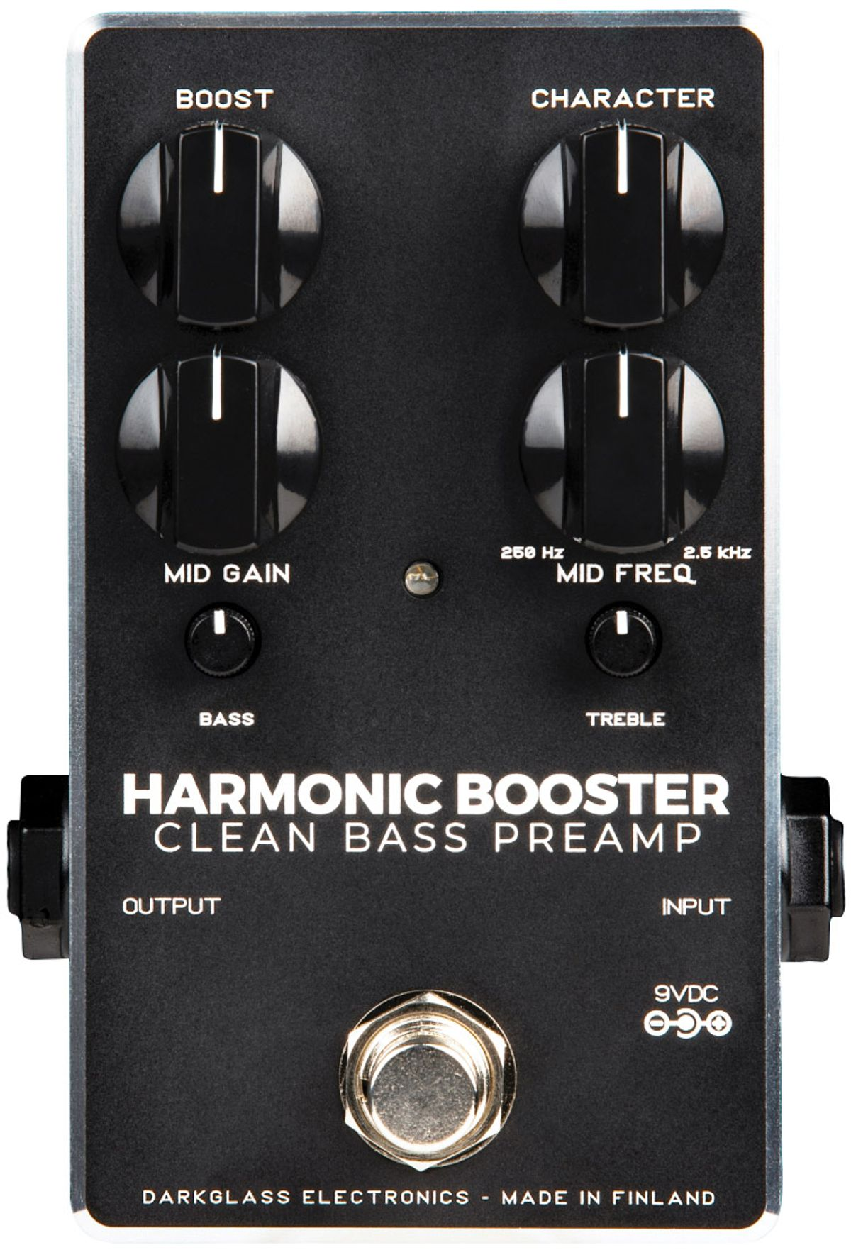 Darkglass Electronics Harmonic Booster: The Premier Guitar Review
