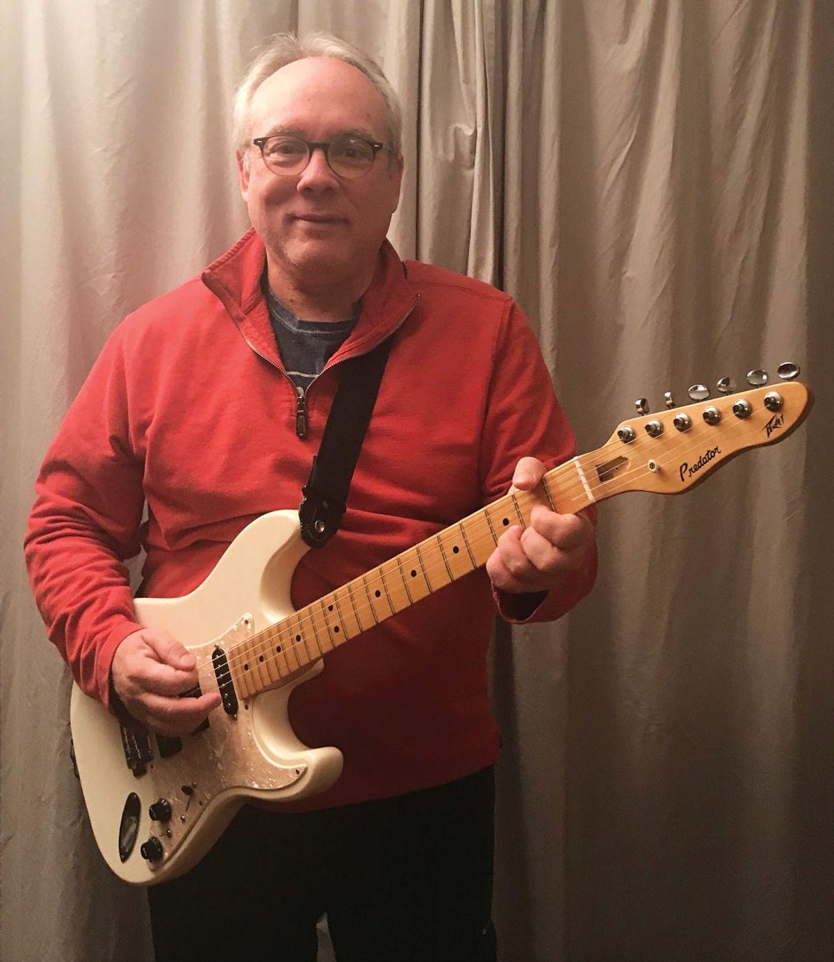 Reader Guitar of the Month: Peavey Predator