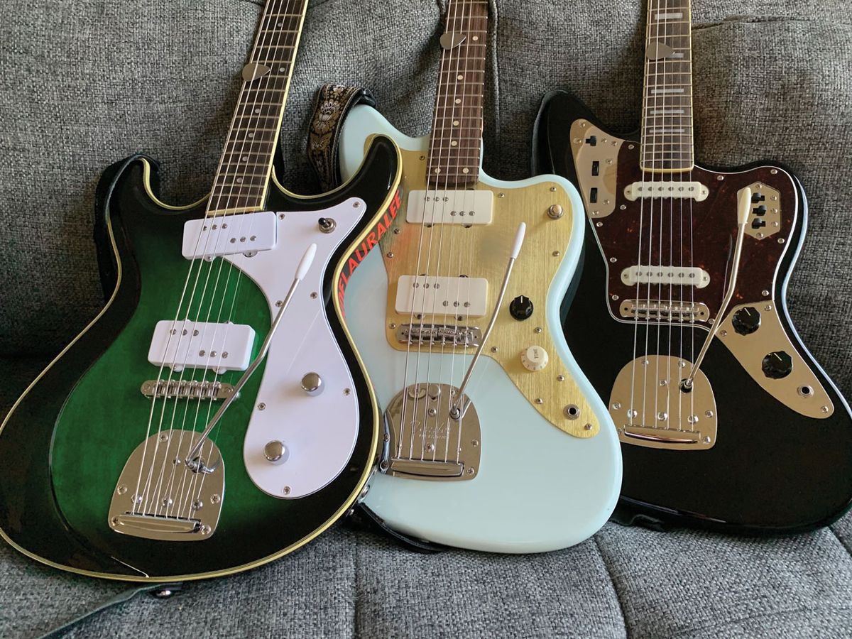 """Why Do So Many Posers Play """"Offset"""" Guitars?"""