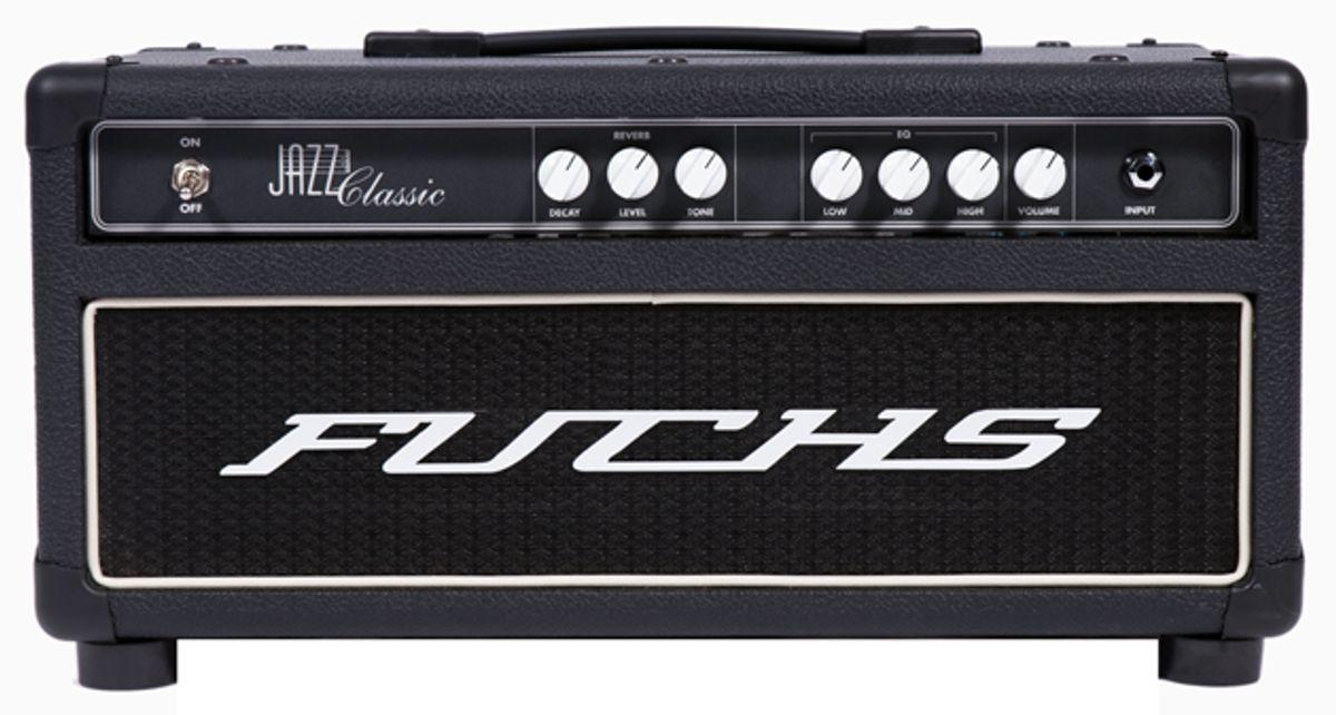 Fuchs Audio Technology Introduces the Jazz Classic II