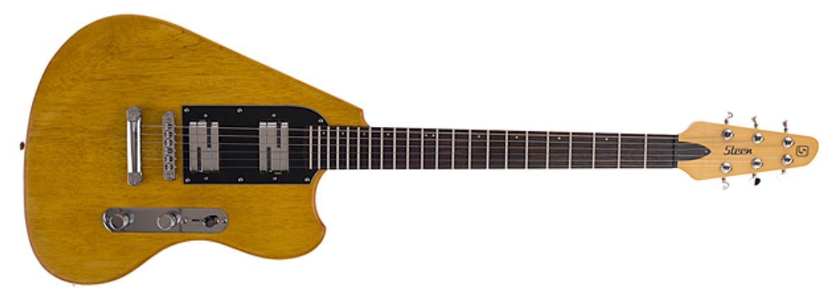Steen Guitars Launches New Line of Ergonomic Electric Guitars