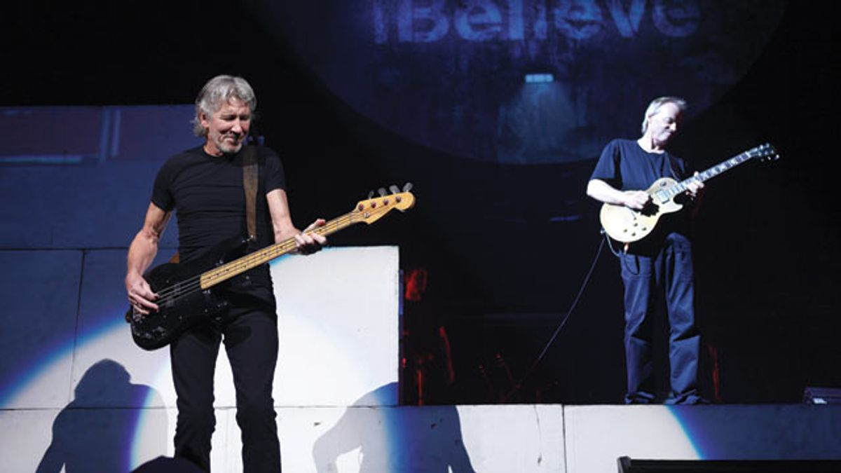 Snowy White: Wailing on the Wall