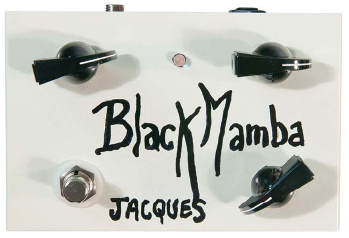 Jacques Stompboxes Black Mamba Pedal Review