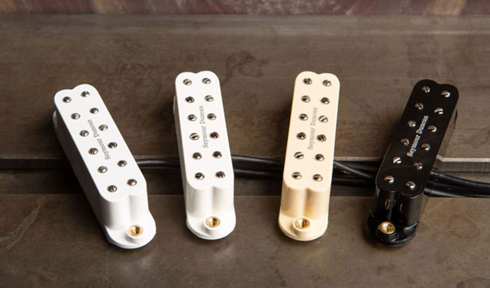 Seymour Duncan Introduces the Billy Gibbons Red Devil Pickups