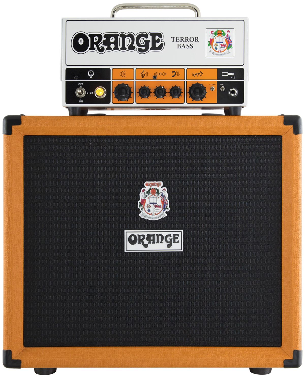 Orange Terror Bass and OBC112 Review