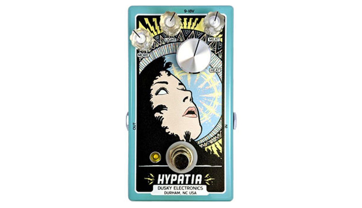 Dusky Electronics Announces the Hypatia