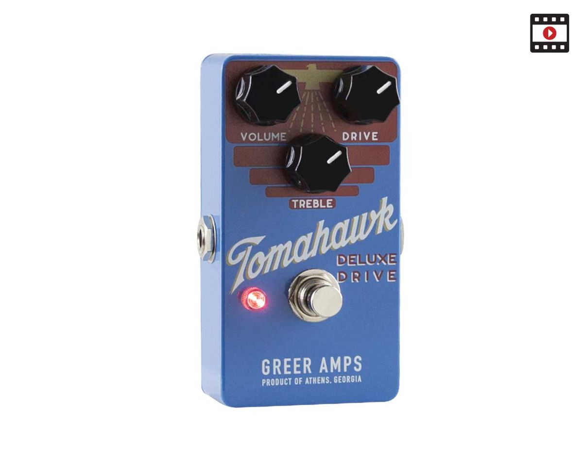 Greer Amps Tomahawk Deluxe Review