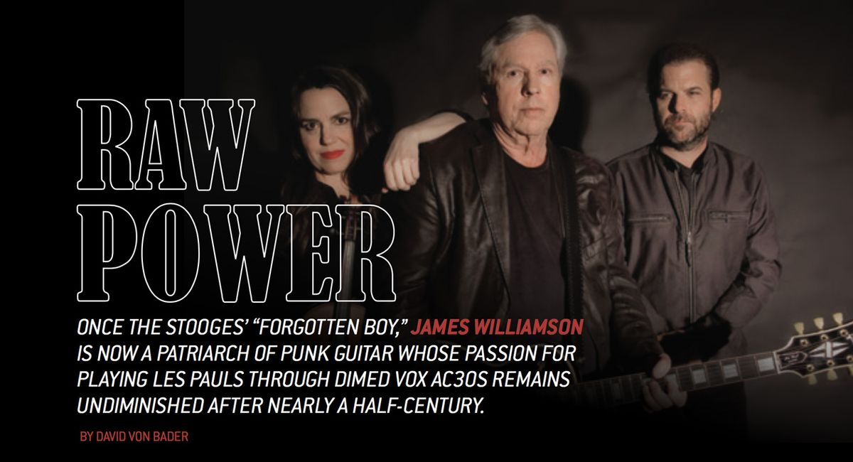 James Williamson: Raw Power
