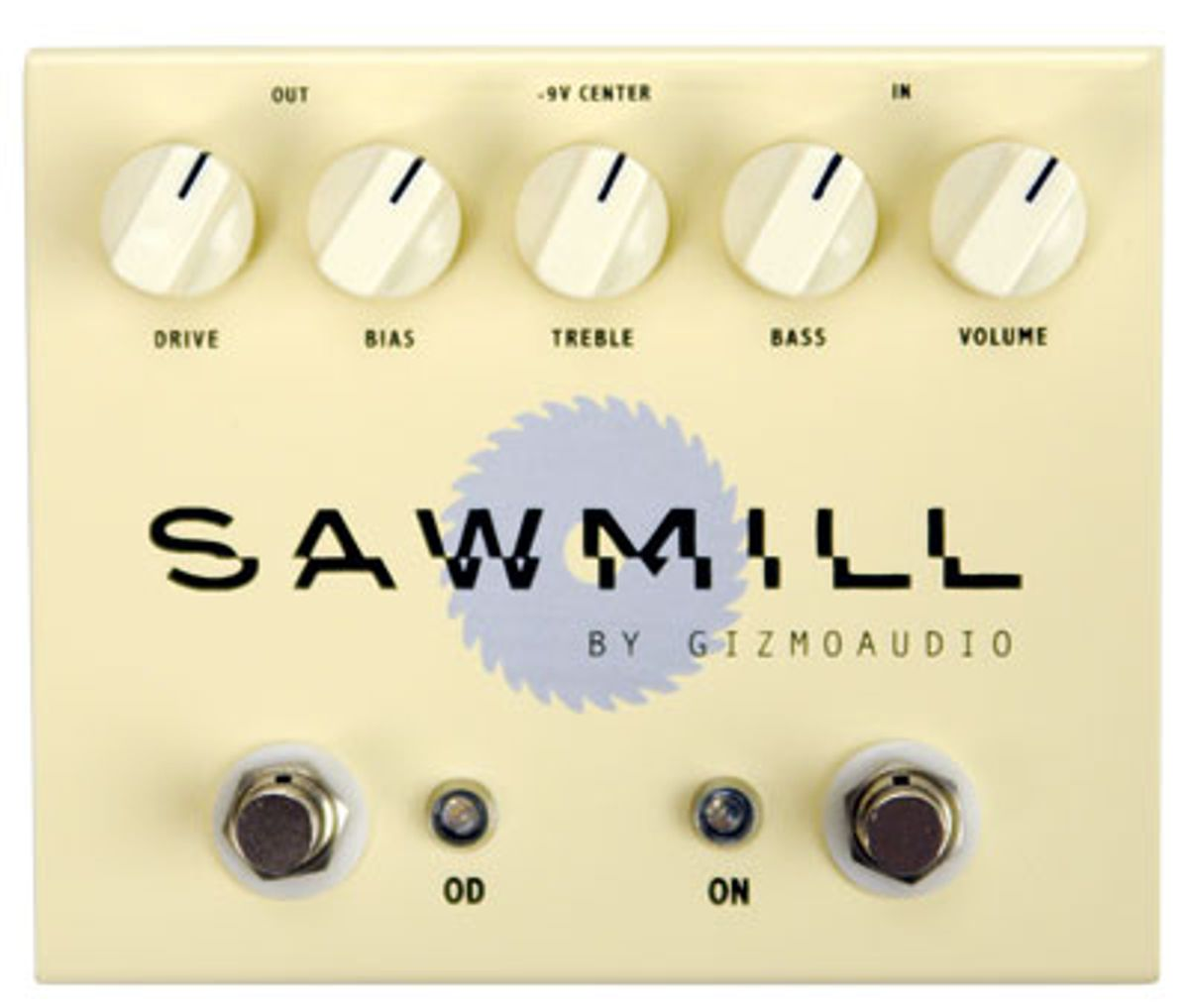 GizmoAudio Sawmill Overdrive Pedal Review