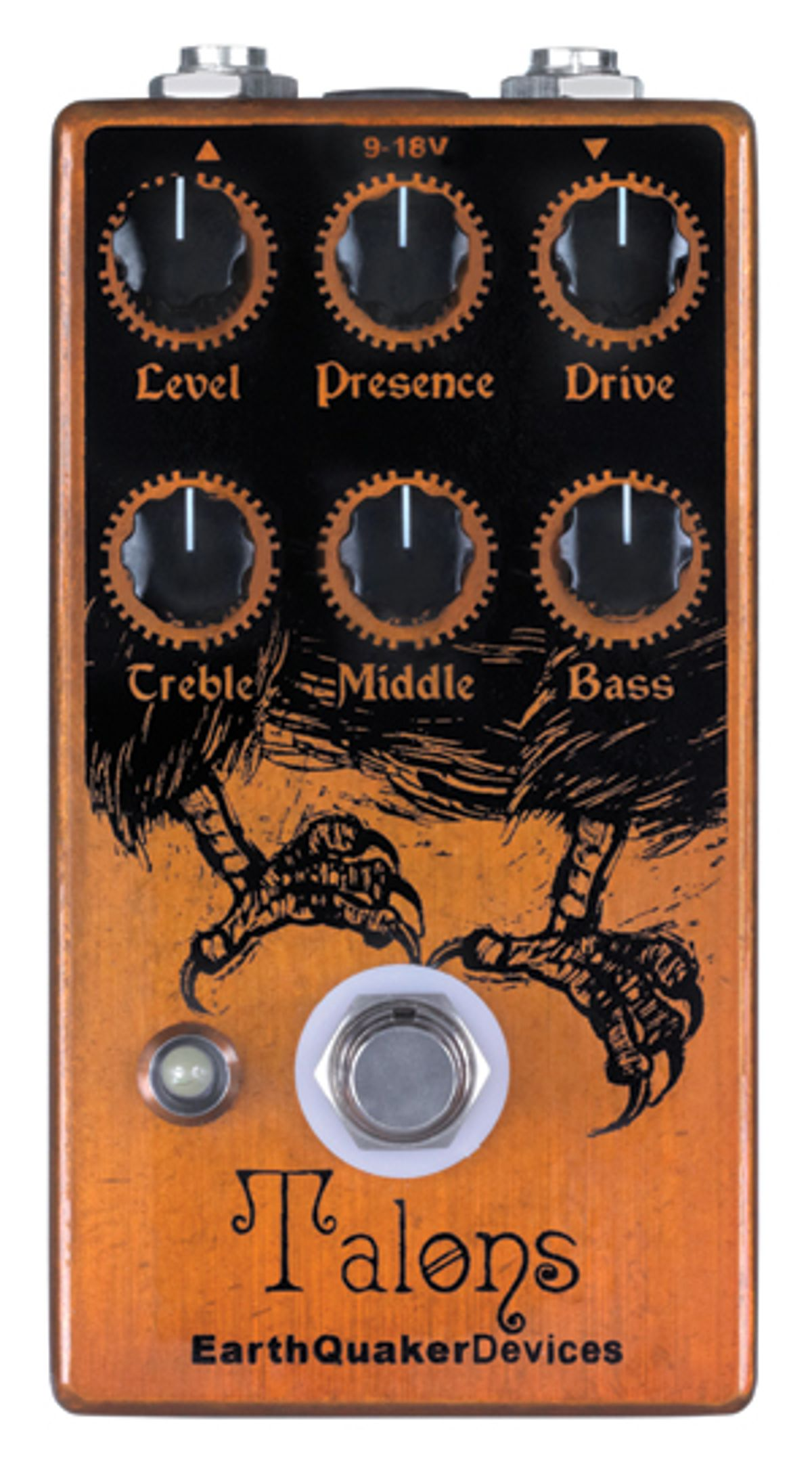 EarthQuaker Devices Talons Pedal Review
