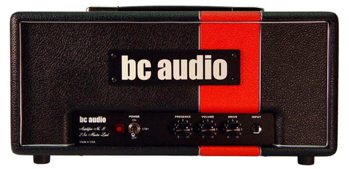 BC Audio Amplifier No. 8 Amp Review