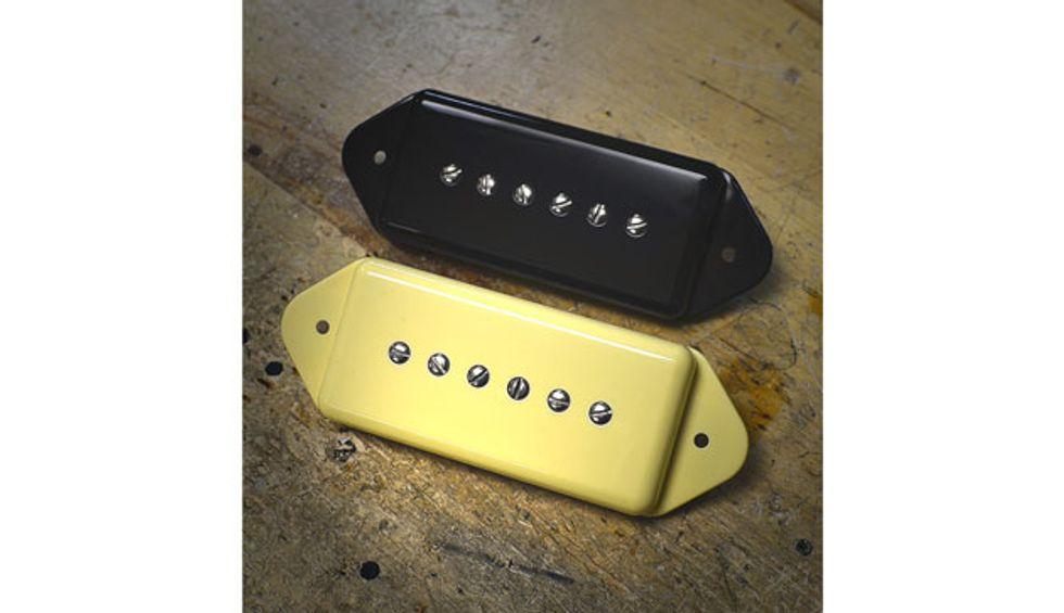 Mojotone Introduces the Quiet Coil Hot P-90| Premier Guitar