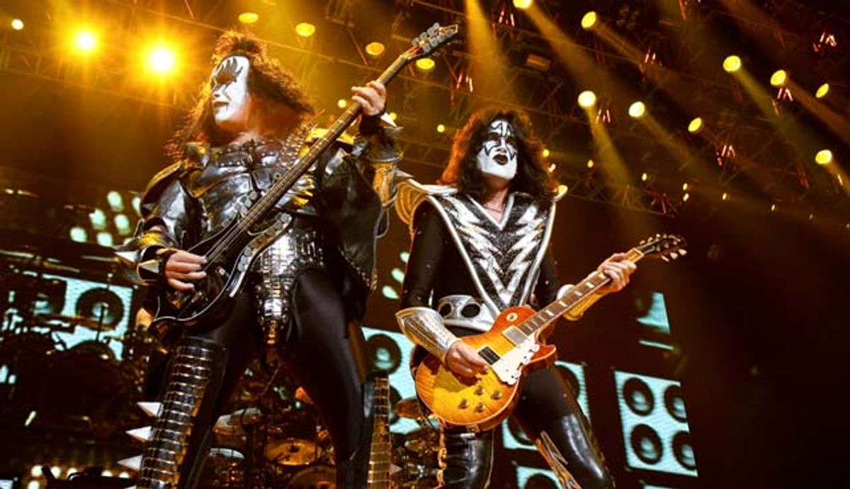 Interview: Tommy Thayer on Sonic Boom and Being KISS