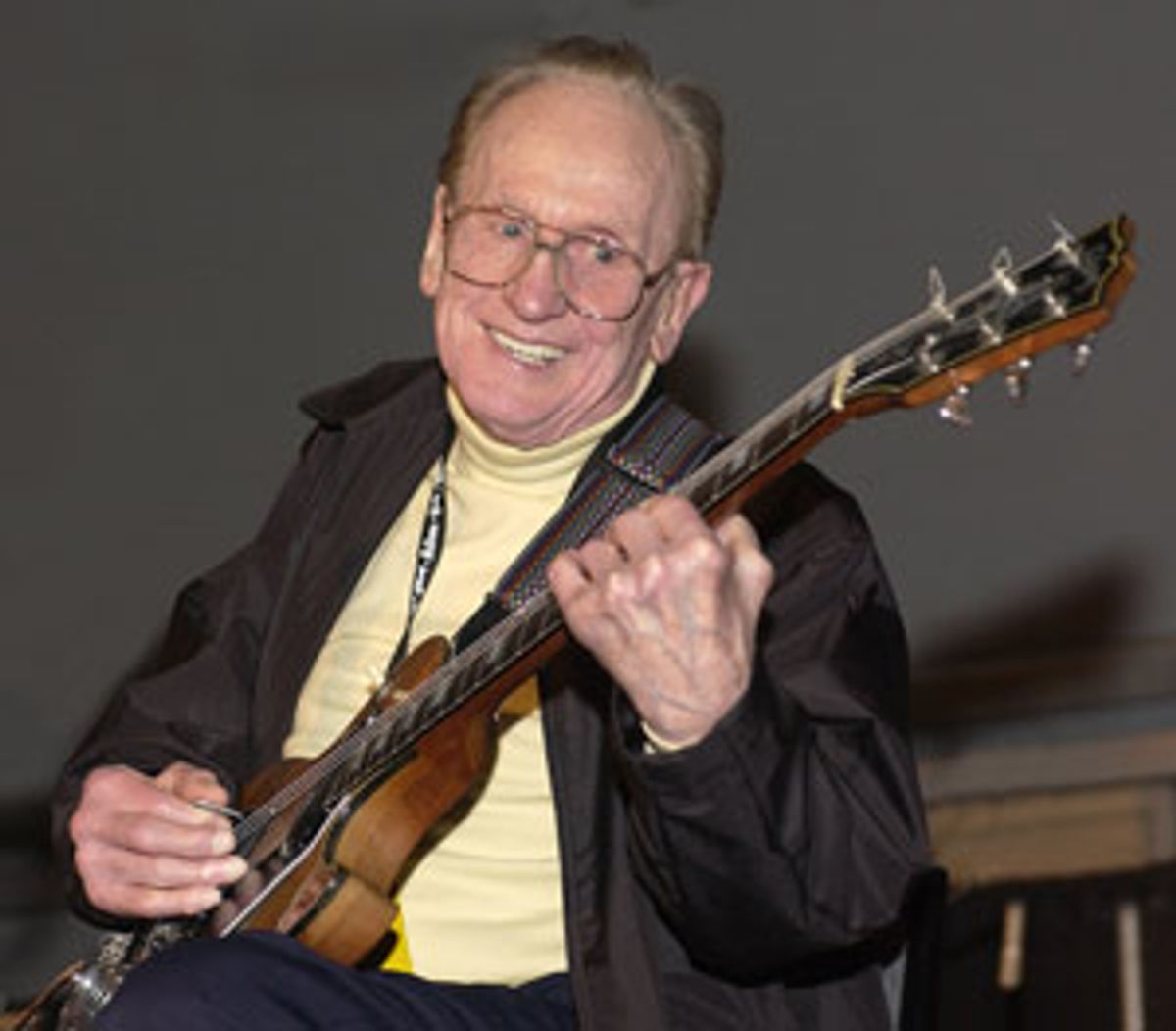 The Wizard of Waukesha Moves On: Les Paul - 1915-2009