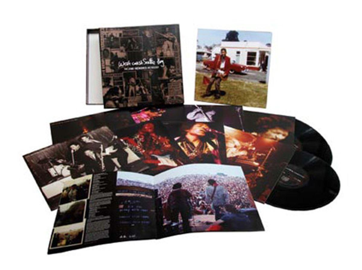 "CD Review: Jimi Hendrix - ""West Coast Seattle Boy - The Jimi Hendrix Anthology"