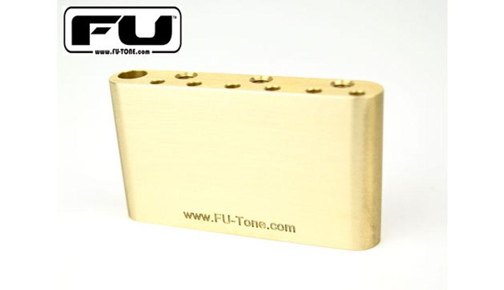 FU-Tone Announces Brass Block Upgrade For PRS Guitars