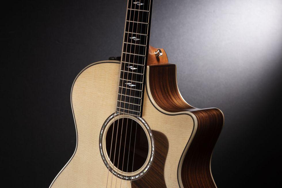 acoustic soundboard guitars without borders premier guitar. Black Bedroom Furniture Sets. Home Design Ideas