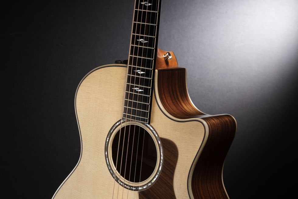 Acoustic Soundboard