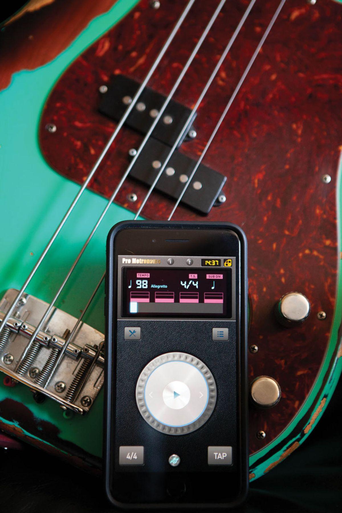On Bass: Metronome Manipulations