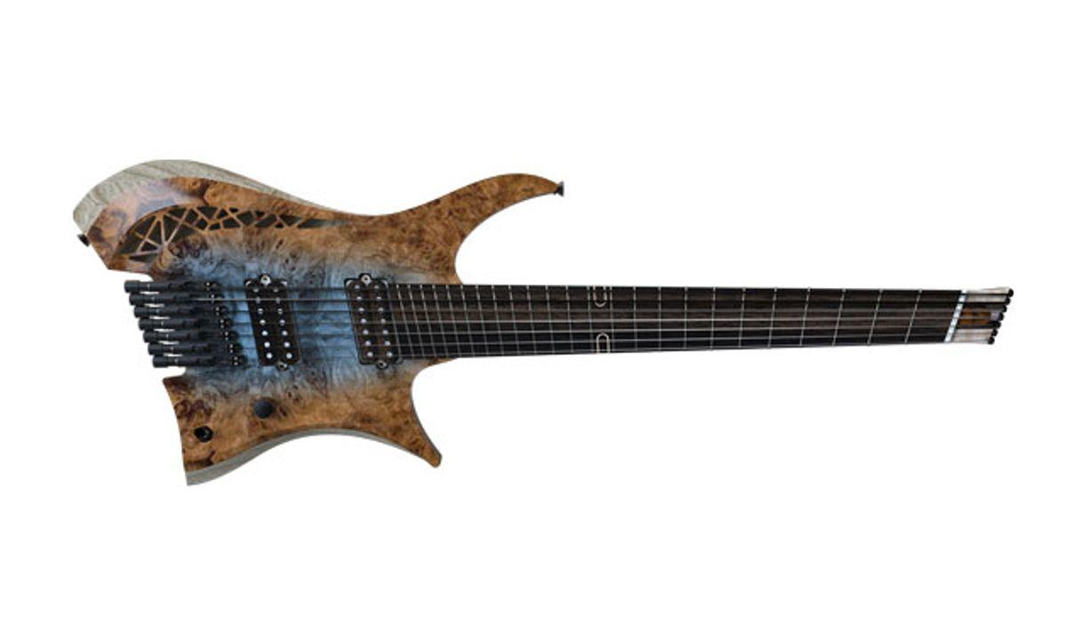 OD Guitars Unveils the Minerva