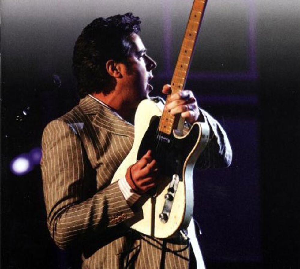 Twang 101: Vince Gill   Premier Guitar