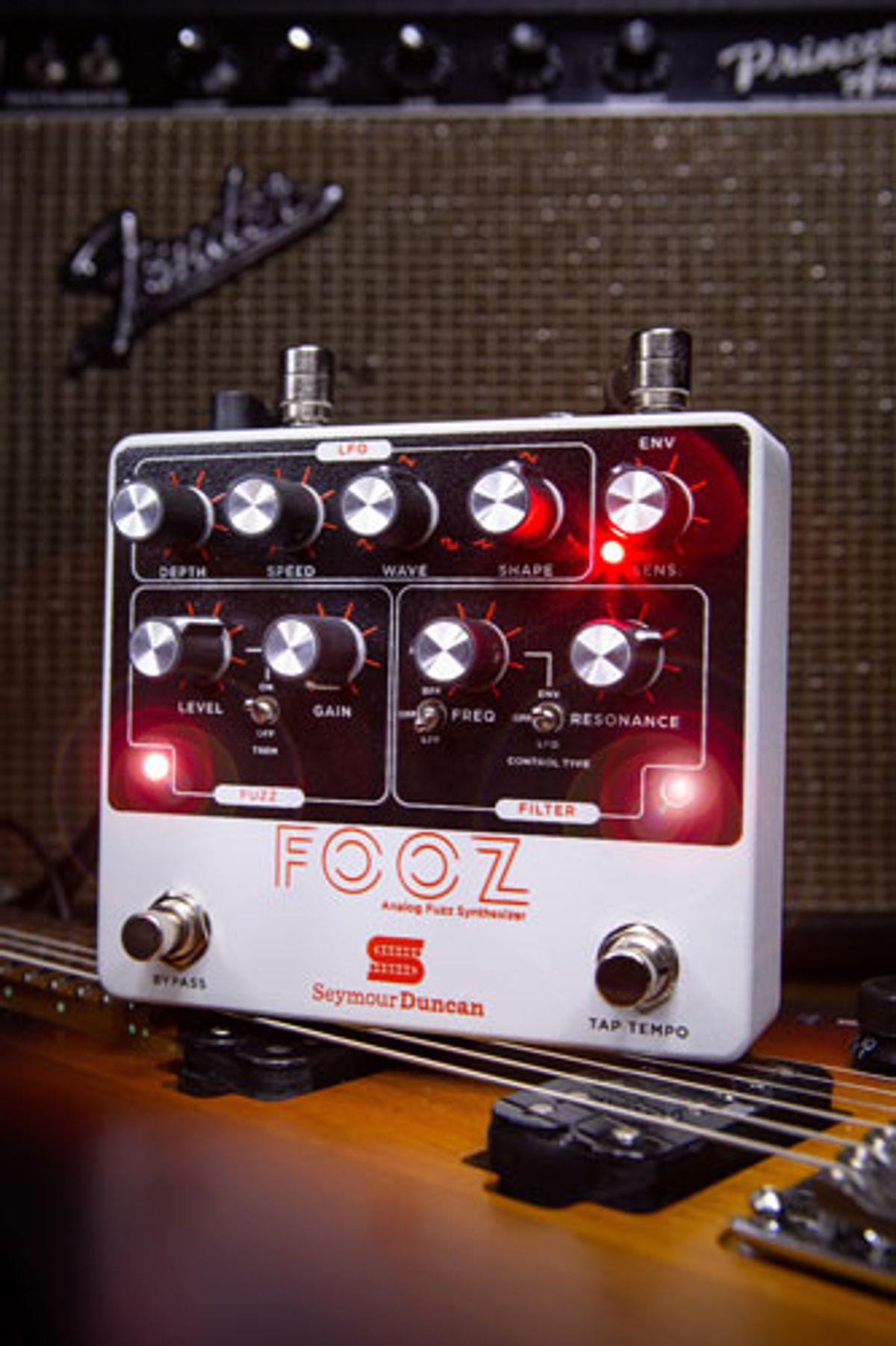 Seymour Duncan Announces the Fooz