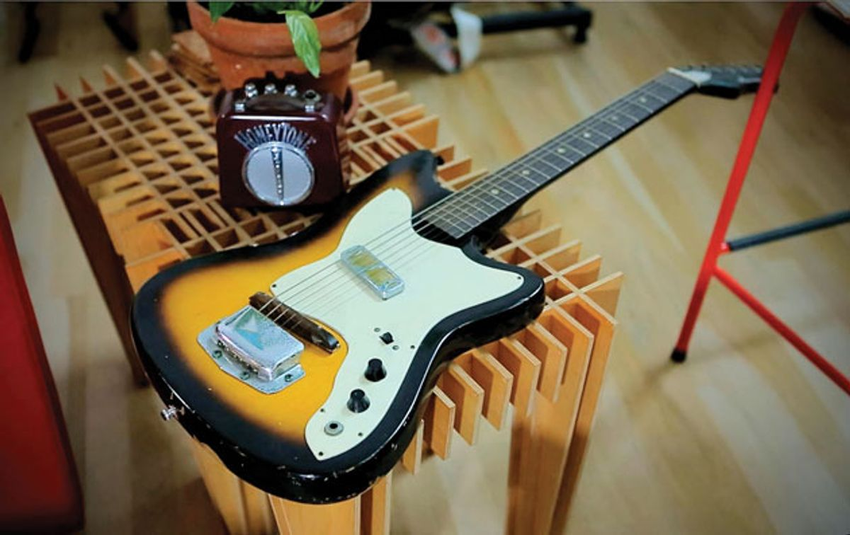 Esoterica Electrica: The Guitar as Cultural Icon