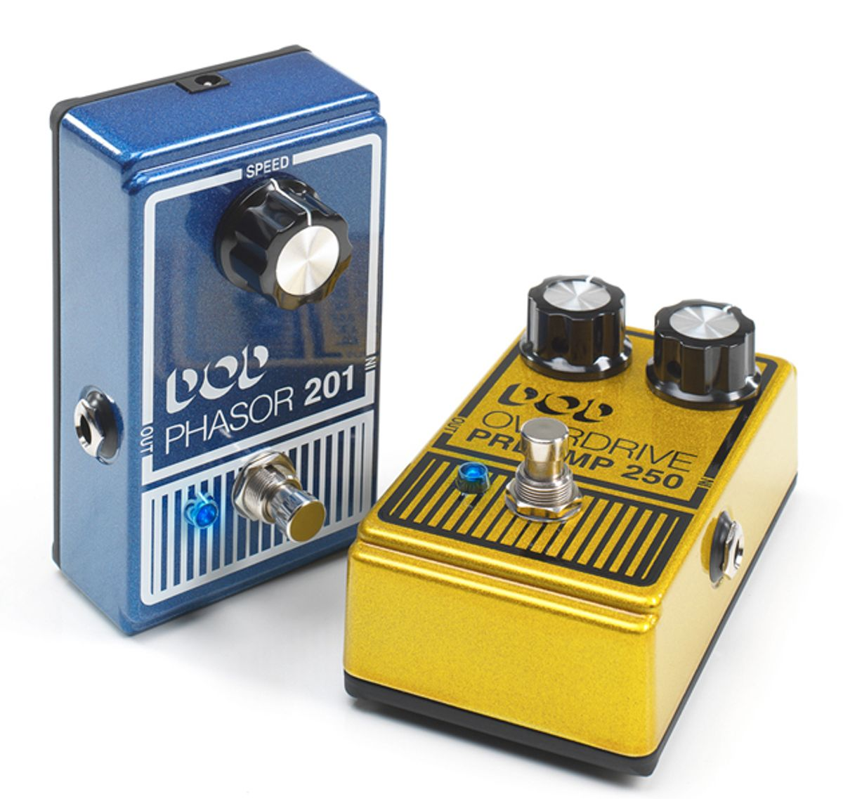 DigiTech Announces Return of DOD Pedal Line