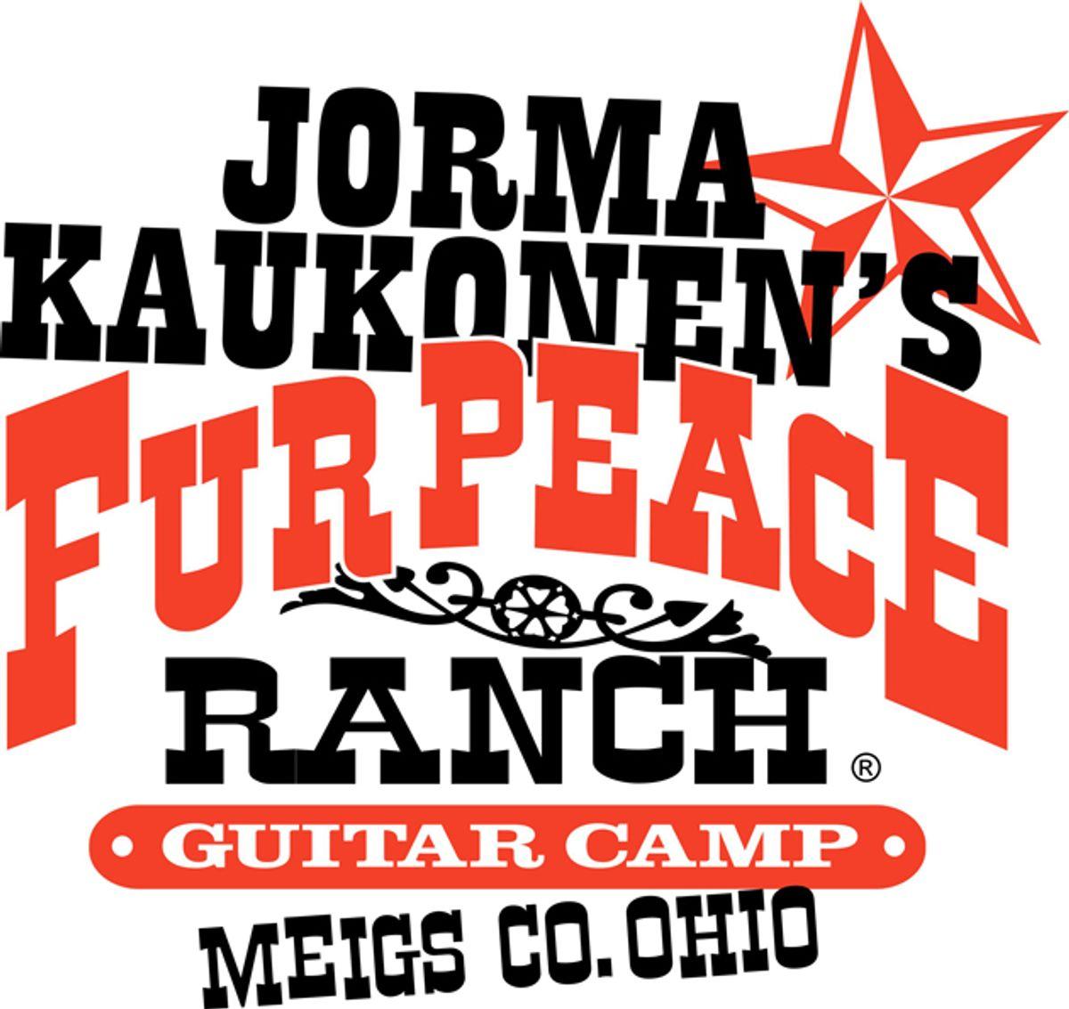 Jorma Kaukonen's Fur Peace Ranch Announces 2014 Schedule