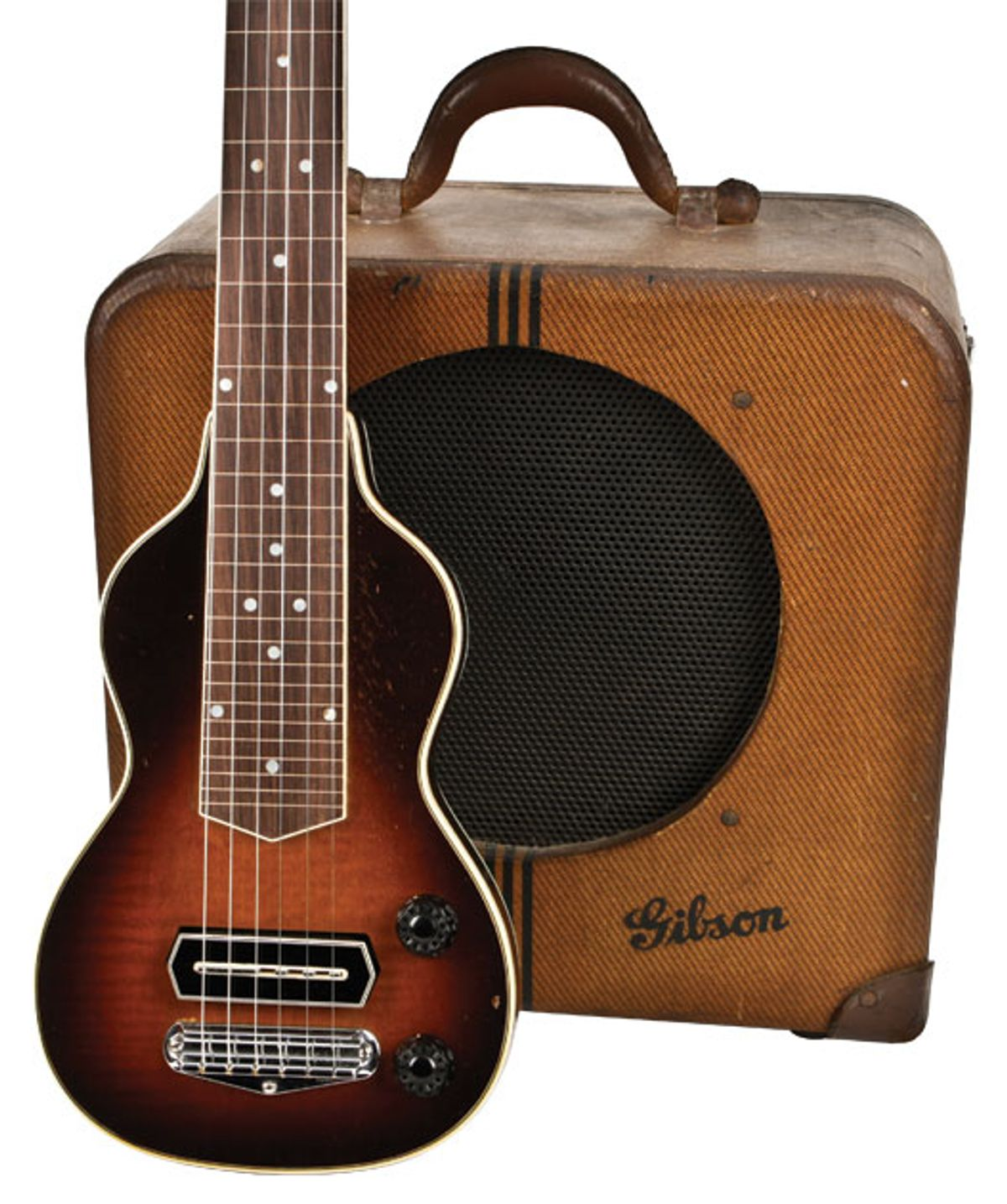 Vintage Vault: 1937 Gibson EH-150 Guitar and Amp