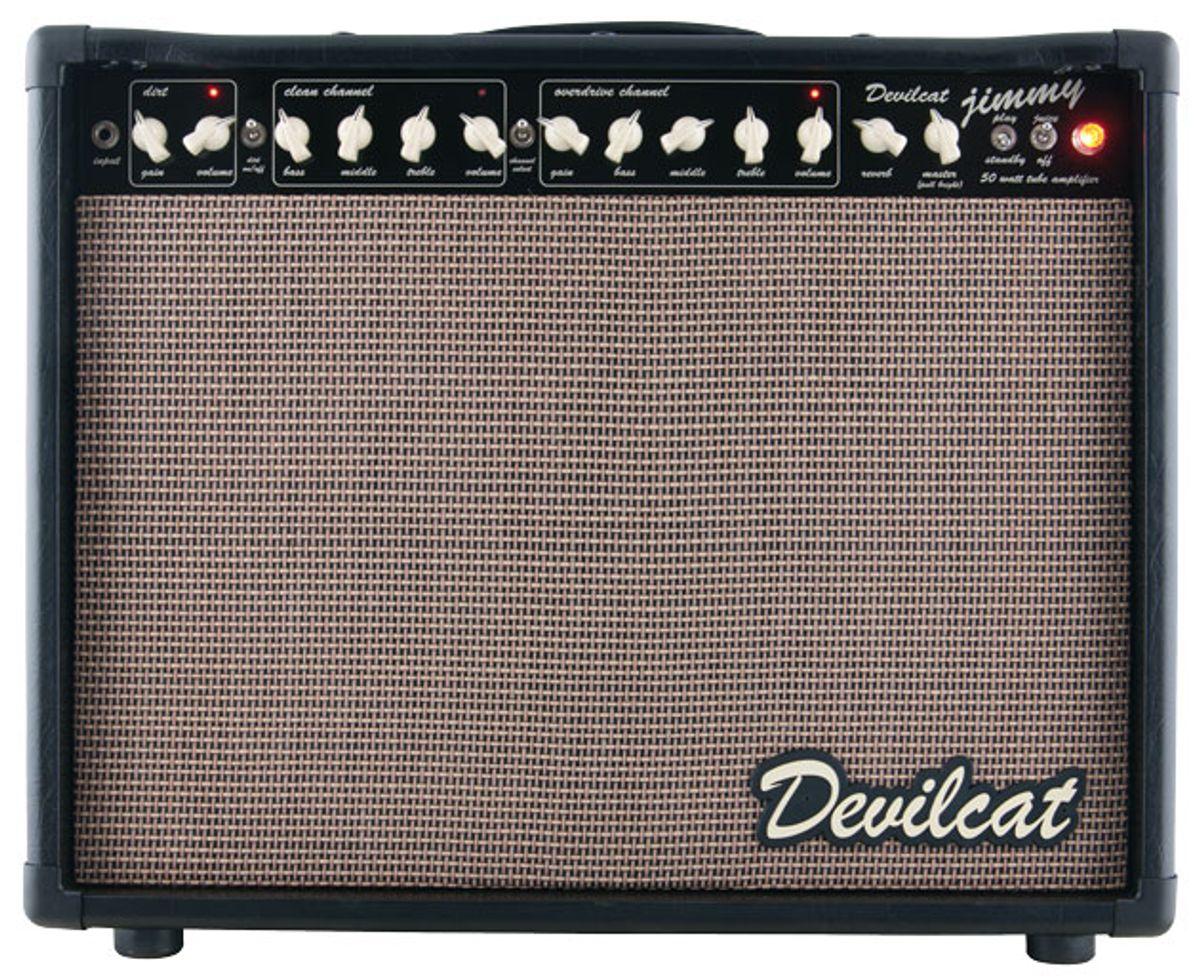 Devilcat Amps Jimmy Review