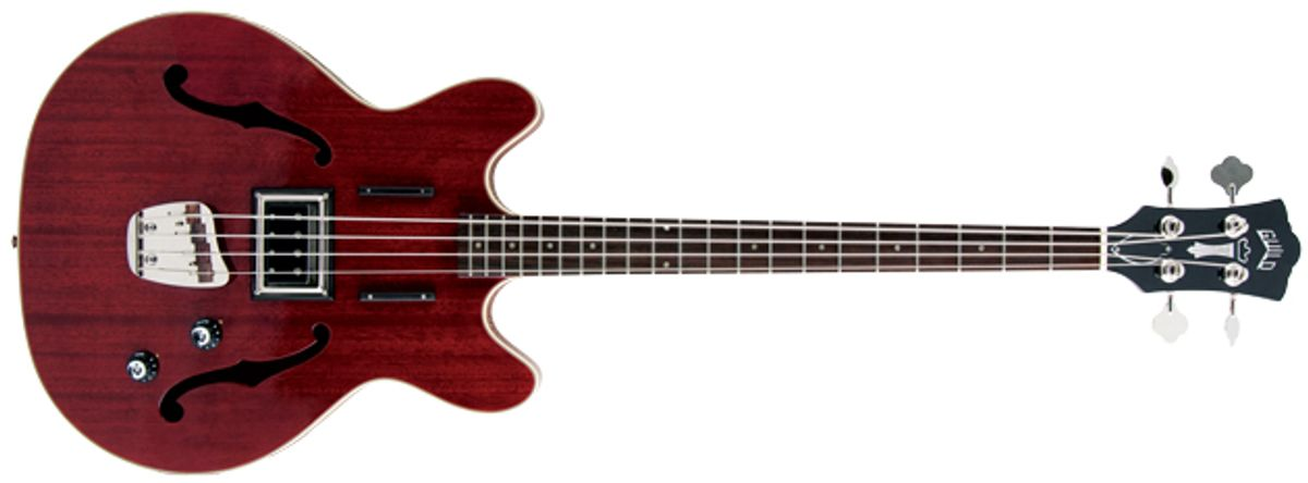 Guild Starfire Bass Review