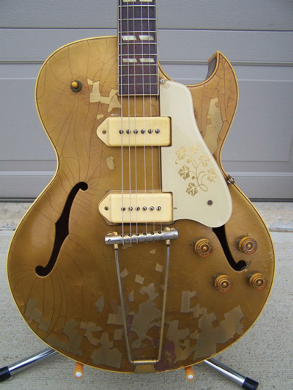 Gibson ES-295: To Refinish or Not to Refinish?