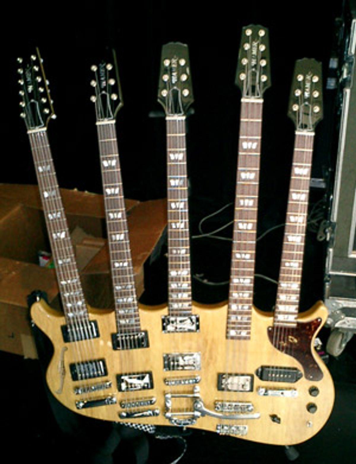 Rock Stars' Cars & Guitars Returns this Summer