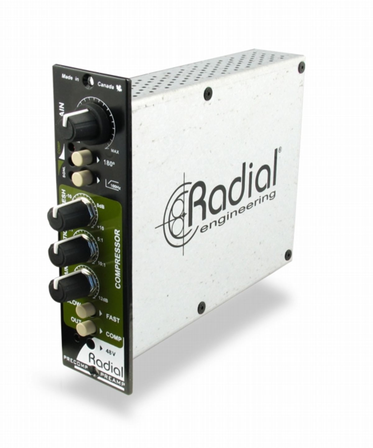 Radial Engineering Announces the PreComp 500