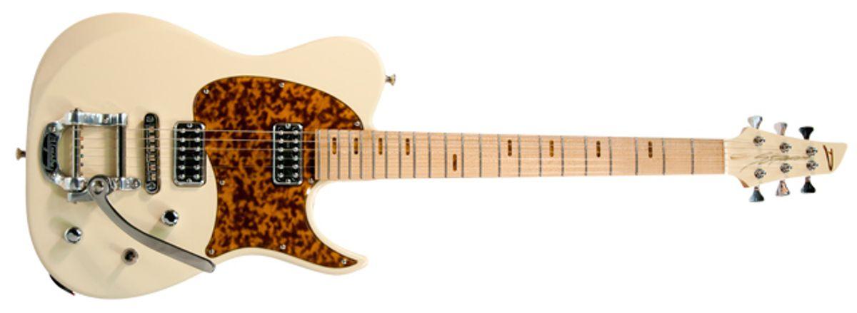 Dingwall Custom I Electric Guitar Review