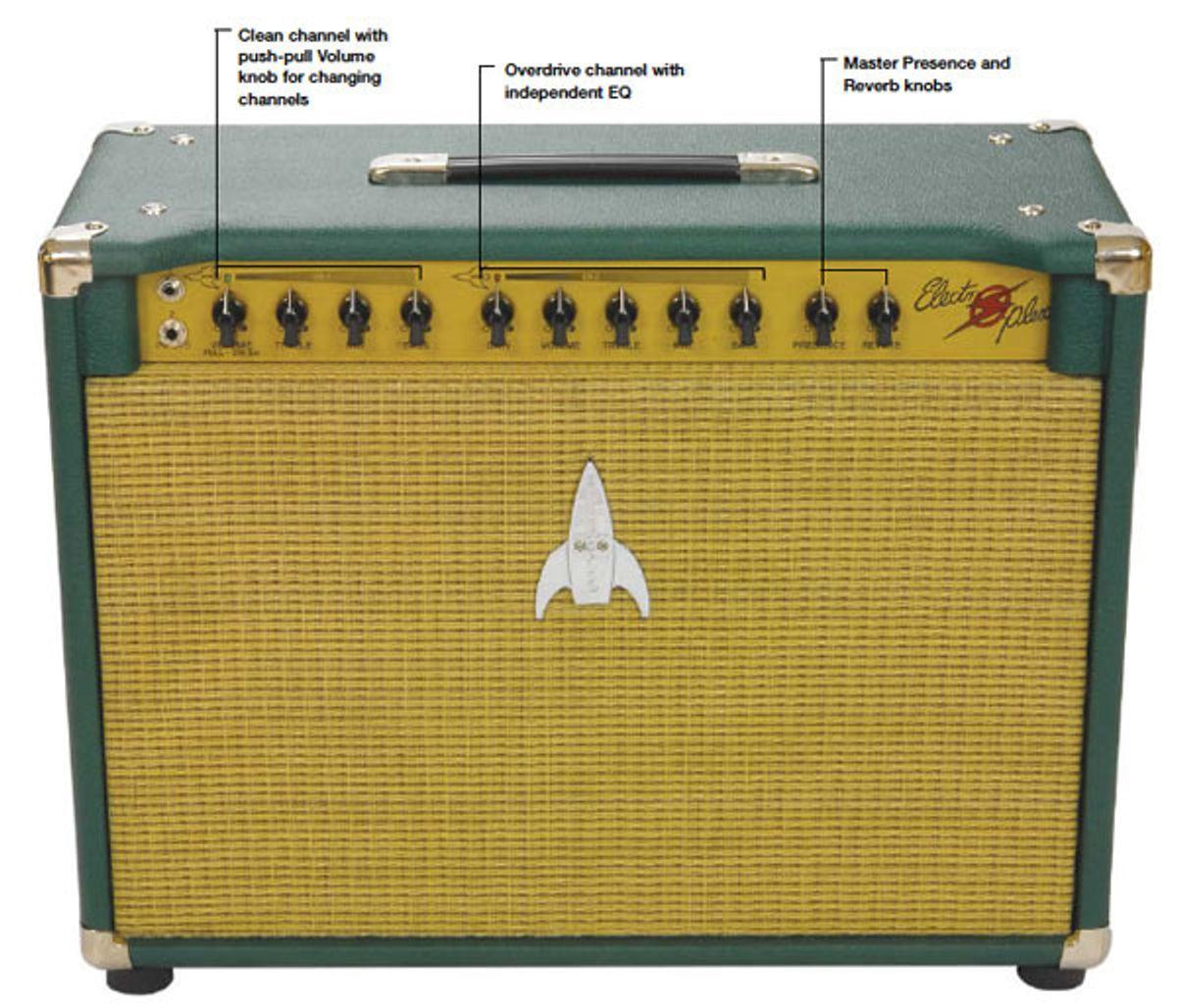 Electroplex Rocket 22 Amp Review