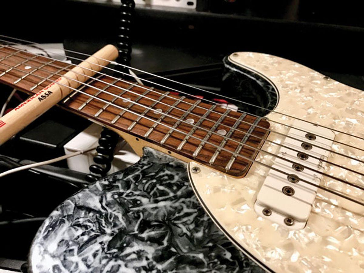 The Recording Guitarist: The Narrow-Range Tuning Trick