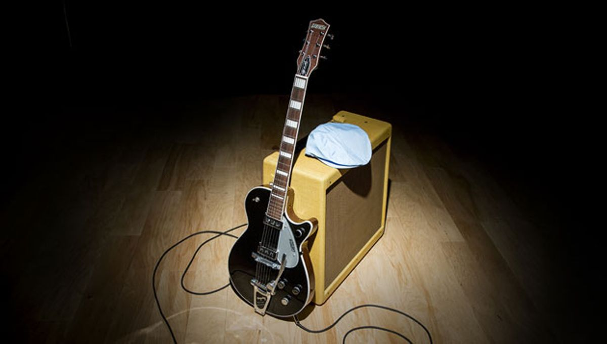 Gretsch Announces Cliff Gallup Signature Model and Expands Duane Eddy's Lineup