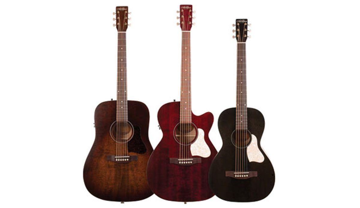 Godin Guitars Announces New Art & Lutherie Series