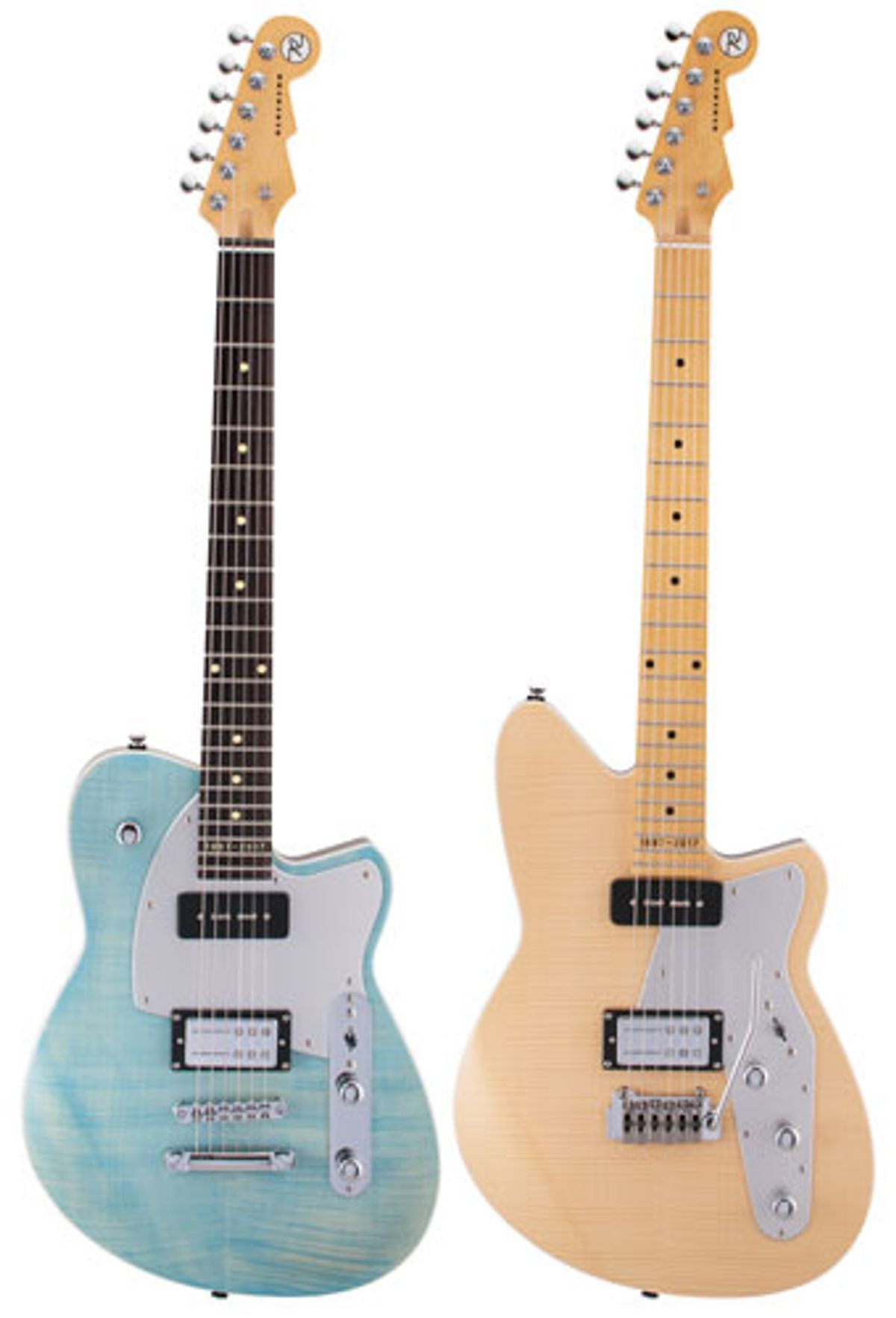 Reverend Celebrates 20th Anniversary with New Double Agent Models