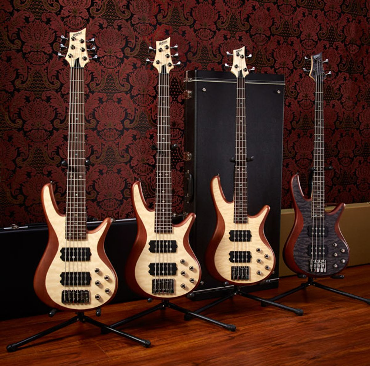 Mitchell Unveils the FB700 Bass