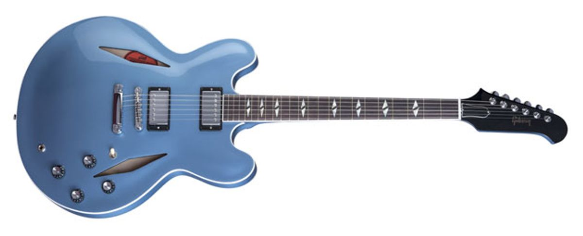 Gibson Releases the Dave Grohl ES-335