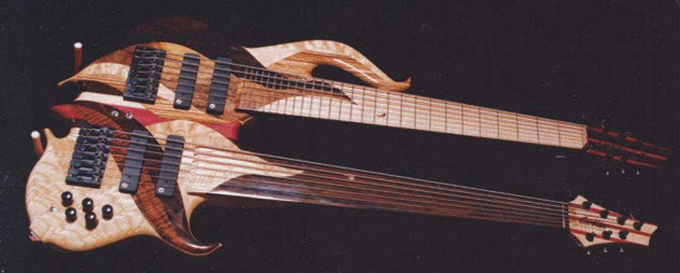 The Hybrid Fretted Fretless Electric Bass Premier Guitar