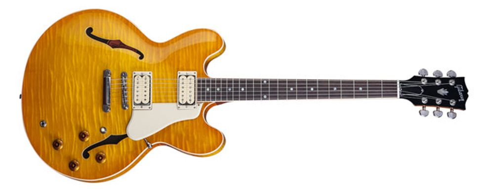 Gibson Releases The Robbie Krieger 1954 Les Paul Custom